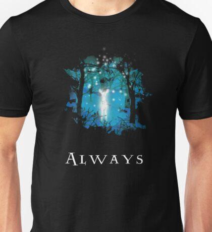 Snape's patronus Unisex T-Shirt