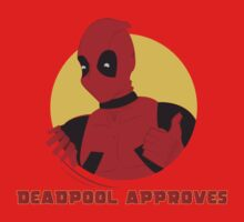 Deadpool Approves Kids Clothes