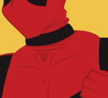 Deadpool Approves Sticker