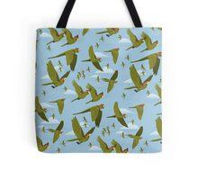 Parakeet Migration Tote bag