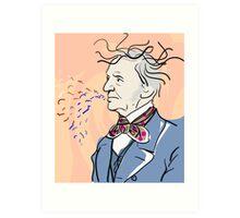 Waking Emerson Art Print
