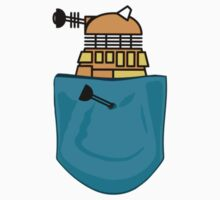 Pocket Dalek by nardesign