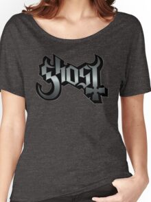 GHOST - reel steel Women's Relaxed Fit T-Shirt