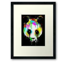 Panda. Framed Print