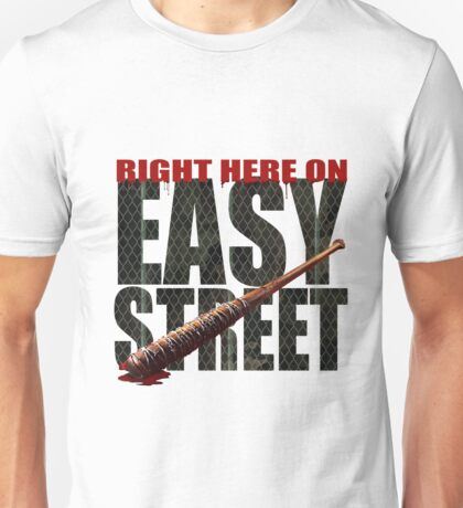 The Walking Dead - Easy Street Unisex T-Shirt