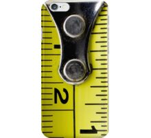 The Bigger Centimeter iPhone Case/Skin