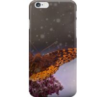A Butterfly Dreaming... iPhone Case/Skin