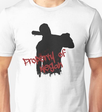 The Walking Dead - Property of Negan Unisex T-Shirt