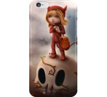 Wickedly Drawn iPhone Case/Skin