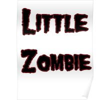 Little zombie Poster