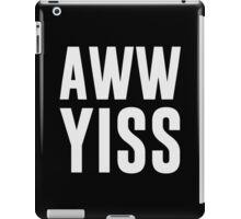 Aww Yiss Happy Aw Yes iPad Case/Skin