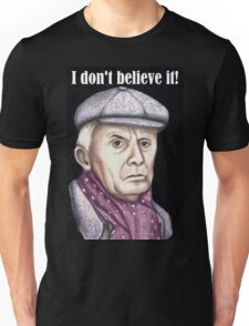 Richard Wilson plays Victor Meldrew Unisex T-Shirt