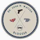 John Watson - Blogger by mcalla21