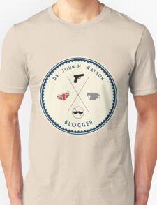 John Watson - Blogger T-Shirt