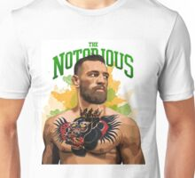 Conor mcgregor the notorious Unisex T-Shirt