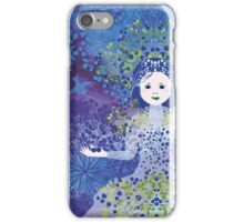 Bilberry Queen iPhone Case/Skin