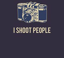 I Shoot People Photography Camera Unisex T-Shirt