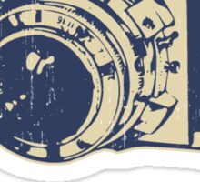 I Shoot People Photography Camera Sticker
