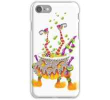 M'ODD'STER 08 - WITCHES BREW iPhone Case/Skin