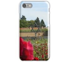 Theresienstadt Memorial iPhone Case/Skin