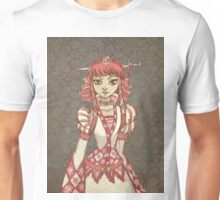 Chequered Maiden Unisex T-Shirt