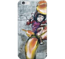 Koons was playing the game iPhone Case/Skin