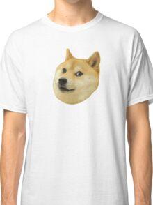 Doge Very Wow Much Dog Such Shiba Shibe Inu Classic T-Shirt