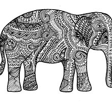 Wise Old Elephant by Angus Jennings