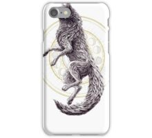 Shades of the moon  iPhone Case/Skin