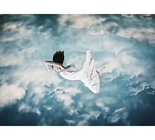 Cloud Swimmer Photographic Print