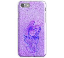 Another Flower by Nikki Ellina iPhone Case/Skin