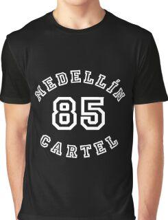 Pablo Escobar 85 Medellín Cartel Colombia Graphic T-Shirt