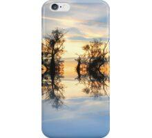 Criss Cross Skies iPhone Case/Skin
