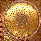 Notre-Dame de la Garde - a detail view of the ceiling by bubblehex08