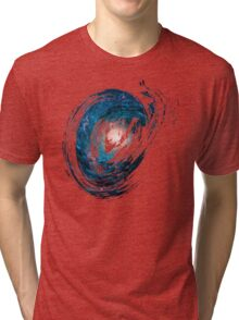 Brush Milky Way Tri-blend T-Shirt