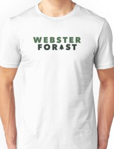 Webster Forest Unisex T-Shirt