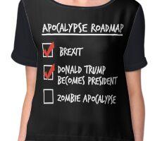 Apocalypse Chiffon Top