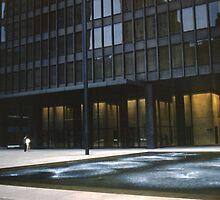 Seagram Plaza by John Schneider
