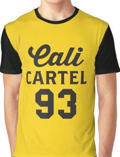 Rodríguez Orejuela Brothers 93 Cali Cartel Colombia Graphic T-Shirt