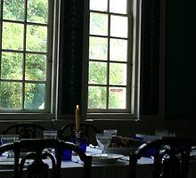 Mount Vernon Dining Room by Gilda Axelrod