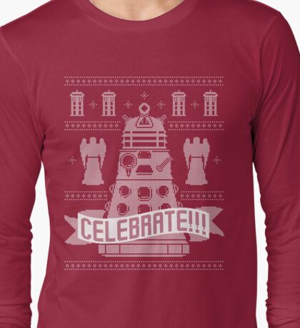 CELEBRATE!!! Long Sleeve T-Shirt