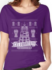 CELEBRATE!!! Women's Relaxed Fit T-Shirt