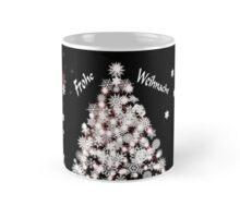 Frohe Weihnacht mit dem Sternenbaum... Mug