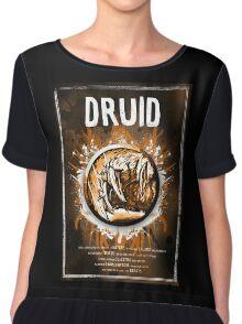Druid Wow Chiffon Top
