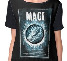 Mage Wow Chiffon Top