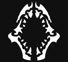 Twewy Noise Symbol - Shark by TheCourier