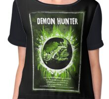 Demon Hunter Wow Chiffon Top