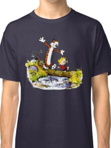 Calvin and Hobbes T-Shirt Classic T-Shirt
