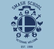 Smash School Veteran Class (Blue) by Nguyen013