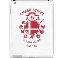 Smash School Veteran Class (Red) iPad Case/Skin